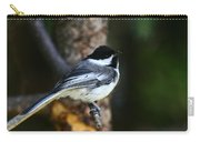 Blackcapped Chickadee Carry-all Pouch