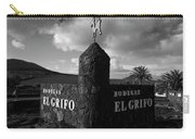 Bodegas El Grifo  Carry-all Pouch