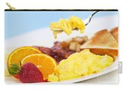 Breakfast  Carry-all Pouch by Elena Elisseeva
