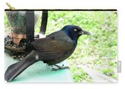 Brewers Black Bird Carry-all Pouch