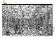 Brighton Aquarium, 1872 Carry-all Pouch