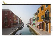 Burano - Venice - Italy Carry-all Pouch by Joana Kruse