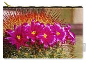 Cactus Crown Carry-all Pouch