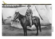 Calamity Jane (c1852-1903) Carry-all Pouch