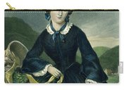 Charlotte Bront� Carry-all Pouch