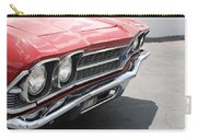 Cherry Chevelle Carry-all Pouch