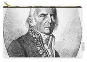 Chevalier De Lamarck Carry-all Pouch