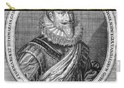 Christian Iv (1577-1648) Carry-all Pouch