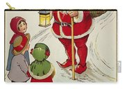Christmas Card Carry-all Pouch by American School