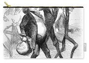 Civil War: Cartoon, 1861 Carry-all Pouch