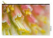 Close Up Of Flower Stamen Carry-all Pouch