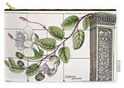 Colosseum: Flower Carry-all Pouch