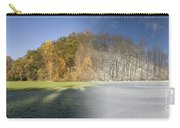 Composite Of Fall And Winter Carry-all Pouch