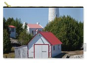 Cove Island Lighthouse Carry-all Pouch