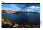 Crater Lake Blues Carry-all Pouch