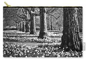 Daffodils In St. James's Park Carry-all Pouch