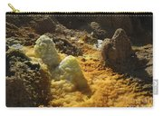Dallol Geothermal Area, Danakil Carry-all Pouch