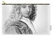 Daniel Defoe (c1659-1731) Carry-all Pouch