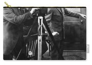 D.w. Griffith (1875-1948) Carry-all Pouch by Granger