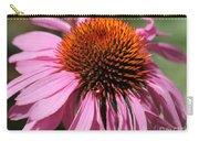 Echinacea Purpurea Or Purple Coneflower Carry-all Pouch