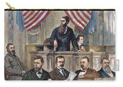 Electoral Commission, 1877 Carry-all Pouch