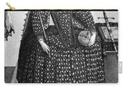 Elizabeth I (1533-1603) Carry-all Pouch