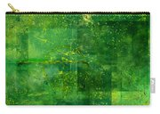 Emerald Heart Carry-all Pouch by Christopher Gaston