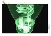 Energy Efficient Light Bulb Carry-all Pouch