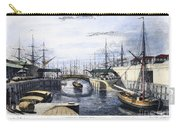 England: London, 1831 Carry-all Pouch