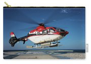 Eurocopter Ec135 Utility Helicopter Carry-all Pouch