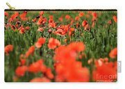 Field Of Poppies. Carry-all Pouch