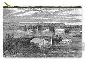 Flood: Clarksville, 1874 Carry-all Pouch