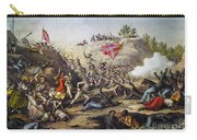 Fort Pillow Massacre, 1864 Carry-all Pouch by Granger
