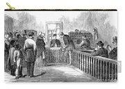 Freedmens Bureau, 1866 Carry-all Pouch