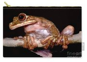 Fringe Limb Tree Frog Carry-all Pouch