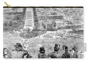 Garfield Inauguration, 1881 Carry-all Pouch by Granger