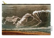 German Cloud Atlas, 1819 Carry-all Pouch