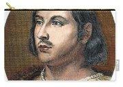 Giovanni Boccaccio Carry-all Pouch