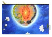 God Lives In My Heart Carry-all Pouch