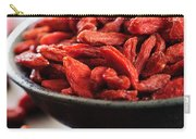 Goji Berries Carry-all Pouch by Elena Elisseeva
