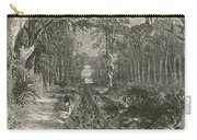 Grants Canal, 1862 Carry-all Pouch by Photo Researchers