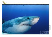 Great White Shark, Guadalupe Island Carry-all Pouch