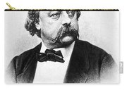Gustave Flaubert (1821-1880) Carry-all Pouch
