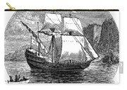 Half Moon, 1609 Carry-all Pouch