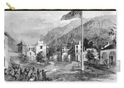 Harpers Ferry Insurrection, 1859 Carry-all Pouch by Photo Researchers