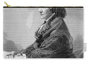 Harriet Beecher Stowe Carry-all Pouch by Granger