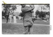 Harry Vardon (1870-1937) Carry-all Pouch