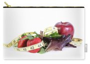 Healthy Diet Carry-all Pouch by Photo Researchers, Inc.