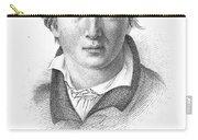 Heinrich Heine (1797-1856) Carry-all Pouch