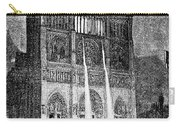 Hunchback Of Notre Dame Carry-all Pouch